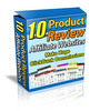 Thumbnail 10 Product Review Websites with MRR + BONUS