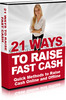 Thumbnail 21 Ways To Raise Fast Cash with MRR